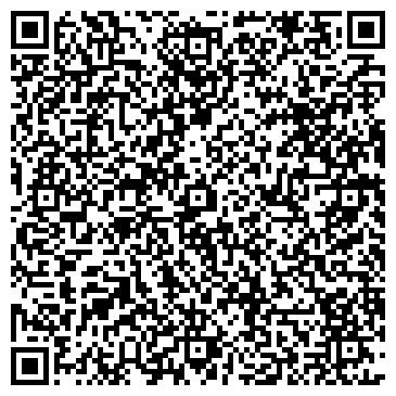 QR-код с контактной информацией организации ДЮСШ И ПОДРОСТКОВЫХ КЛУБОВ ПРОФСОЮЗОВ ОБЪЕДИНЕНИЕ