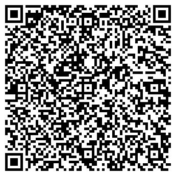 QR-код с контактной информацией организации ДЕКОР-ОКНА САЛОН
