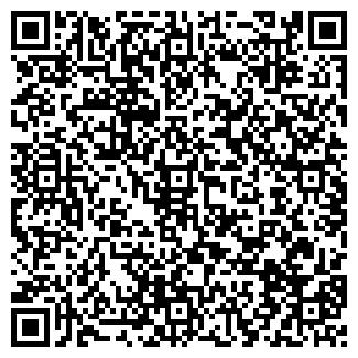 QR-код с контактной информацией организации ТКАНИ САЛОН