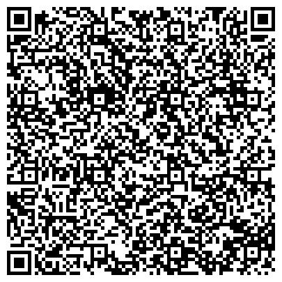 QR-код с контактной информацией организации ДЕПАРТАМЕНТА ОБРАЗОВАНИЯ ВОЛОГОДСКОЙ ОБЛАСТИ ПРОИЗВОДСТВЕННАЯ БАЗА