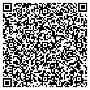 QR-код с контактной информацией организации ПОВАРЁШКА