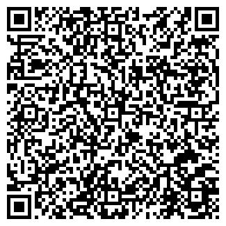 QR-код с контактной информацией организации НАСТЕНЬКА