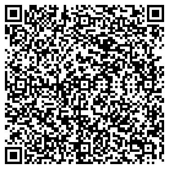 QR-код с контактной информацией организации ПРОДТОВАРЫ № 43