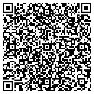 QR-код с контактной информацией организации РОДИНА АО