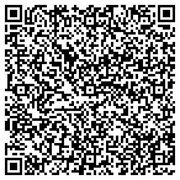 QR-код с контактной информацией организации АВТОЗАПЧАСТИ ДЛЯ МОСКВИЧА