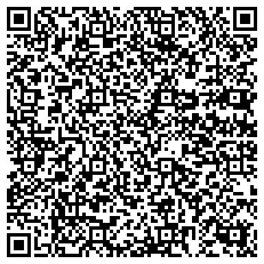 QR-код с контактной информацией организации ЖЕЛЕЗНОДОРОЖНОГО ТРАНСПОРТА ТЕХНИКУМА № 1 ОБЩЕЖИТИЕ