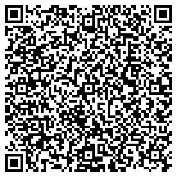 QR-код с контактной информацией организации ПО ЭКРАН ВОС ОБЩЕЖИТИЕ