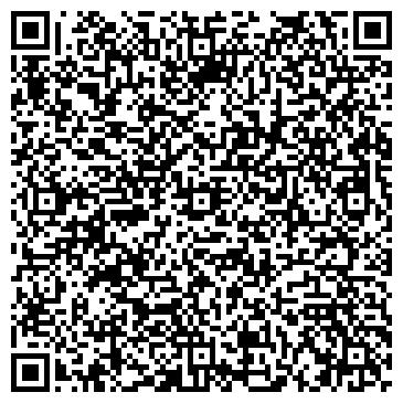 QR-код с контактной информацией организации РАЗВИТИЯ ЭКОНОМИЧЕСКОГО ФАКУЛЬТЕТА ВГМХА ФОНД