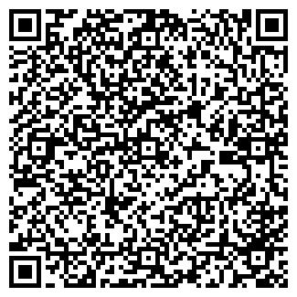 QR-код с контактной информацией организации КЛУБНИЧКА ГАЗЕТА