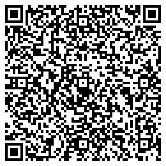QR-код с контактной информацией организации ООО СОСНА