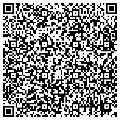QR-код с контактной информацией организации РАДУГА ДЕТСКИЙ ОЗДОРОВИТЕЛЬНО-ОБРАЗОВАТЕЛЬНЫЙ ЛАГЕРЬ