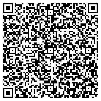 QR-код с контактной информацией организации МЭН ПКФ, ЗАО