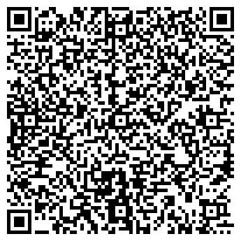 QR-код с контактной информацией организации ТРИАМ, ЗАО
