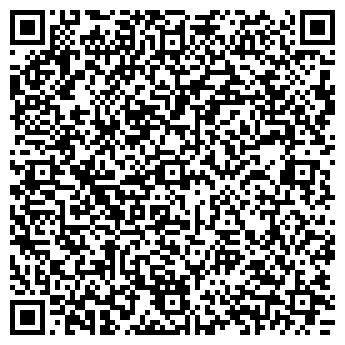 QR-код с контактной информацией организации АССОЦИАЦИЯ ВЕТЕРИНАРНЫХ КЛИНИК И ЗООМАГАЗИНОВ ЭЛВЕТ