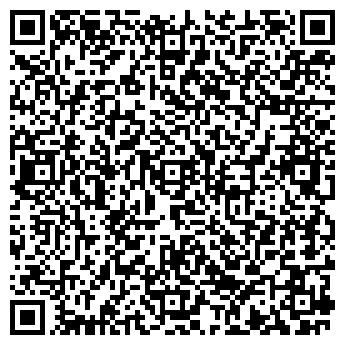 QR-код с контактной информацией организации ПЕТЕРЛИНК, ЗАО