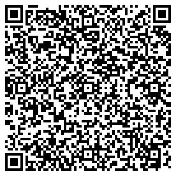 QR-код с контактной информацией организации МЕГАКАРТИНГ