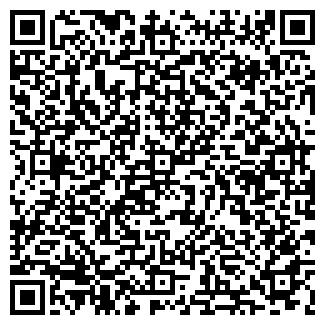QR-код с контактной информацией организации АВИВ, ООО