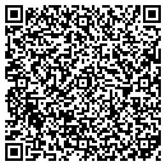 QR-код с контактной информацией организации В-ИНТЕРНЕТ, ООО