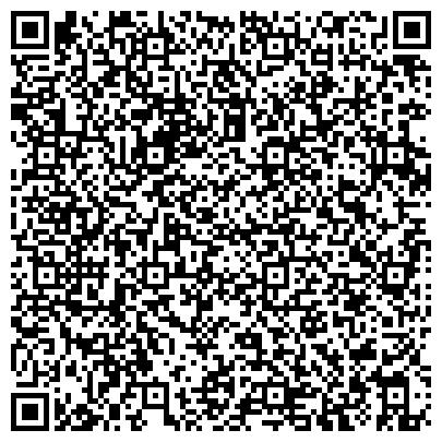 QR-код с контактной информацией организации ВЫБОРГСКАЯ СТАНЦИЯ ЮНЫХ НАТУРАЛИСТОВ