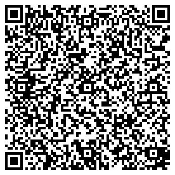 QR-код с контактной информацией организации ОТКРЫТАЯ ШКОЛА