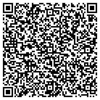 QR-код с контактной информацией организации ВЫБОРГ ТЕННИСНЫЙ КЛУБ