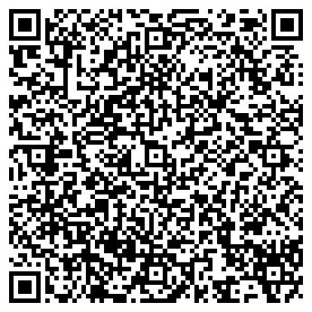 QR-код с контактной информацией организации ЦВЕЛОДУБОВСКАЯ ШКОЛА
