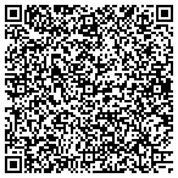 QR-код с контактной информацией организации ВЫБОРГСКИЙ ГАРНИЗОННЫЙ ДОМ ОФИЦЕРОВ