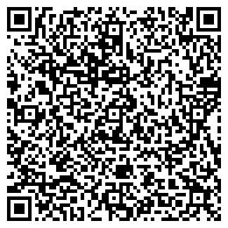 QR-код с контактной информацией организации ПОЛЯНСКАЯ ШКОЛА