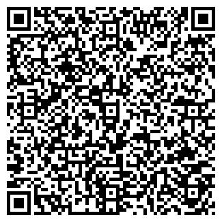 QR-код с контактной информацией организации ЛИГА ПЛЮС