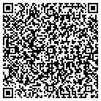 QR-код с контактной информацией организации RENAISSANSCE