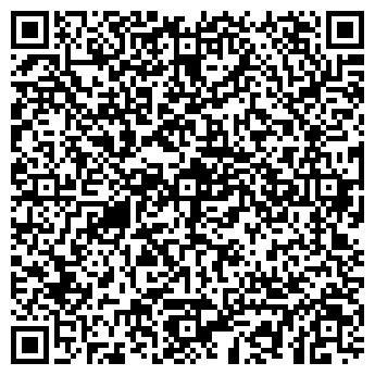 QR-код с контактной информацией организации МАГИЯ УЗОРОВ