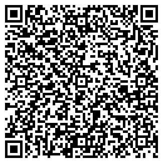 QR-код с контактной информацией организации СЛОВО