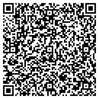 QR-код с контактной информацией организации ПУШНОВСКОЕ МДОУ