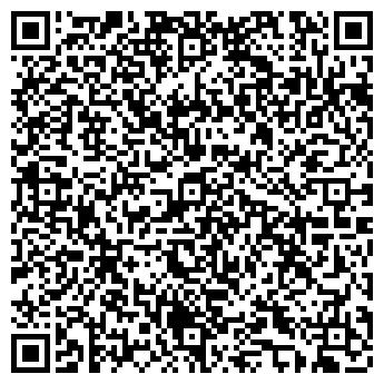 QR-код с контактной информацией организации КИРИЛЛОВСКАЯ ШКОЛА