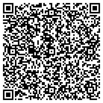 QR-код с контактной информацией организации КАМЫШЕВСКАЯ НАЧАЛЬНАЯ ШКОЛА