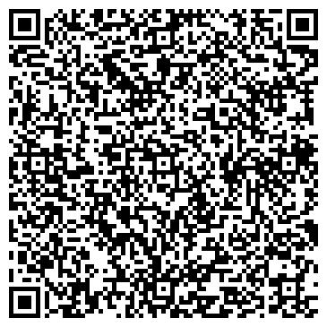 QR-код с контактной информацией организации ПРИОРАТСКИЙ ДВОРЕЦ