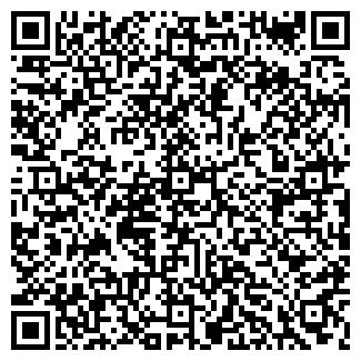 QR-код с контактной информацией организации АЖУР