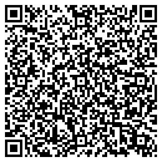 QR-код с контактной информацией организации ЧАЩА