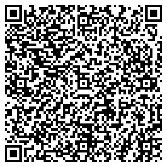 QR-код с контактной информацией организации РУСЬ ТЦ