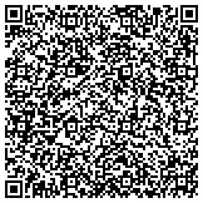 QR-код с контактной информацией организации ФЕДЕРАЛЬНОЙ СЛУЖБЫ ГОСУДАРСТВЕННОЙ СТАТИСТИКИ ТЕРРИТОРИАЛЬНЫЙ ОРГАН ПРЕДСТАВИТЕЛЬСТВО