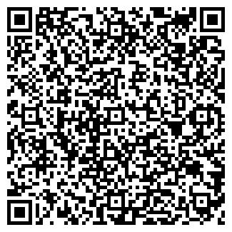 QR-код с контактной информацией организации АВТОПОЕЗД