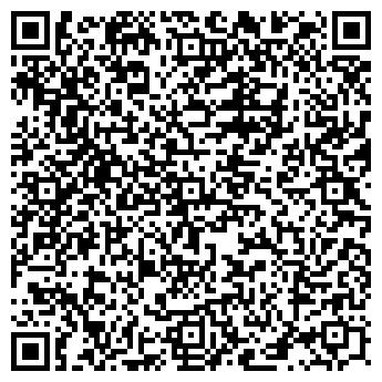 QR-код с контактной информацией организации ДАНОР КАФЕЙНАЯ ФАБРИКА