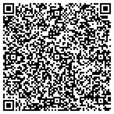 QR-код с контактной информацией организации БАРЫШНЯ ДЕТСКИЙ ТВОРЧЕСКИЙ ЛАГЕРЬ