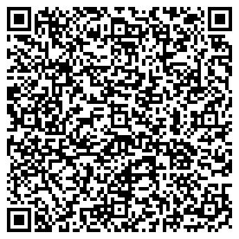 QR-код с контактной информацией организации КАЛИНИНСКАЯ СРЕДНЯЯ ШКОЛА