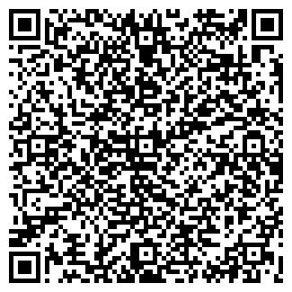 QR-код с контактной информацией организации АЛЬЧАН