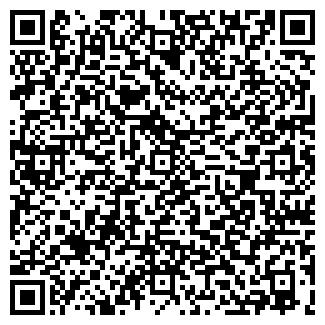 QR-код с контактной информацией организации АЛИСА ГОЛД