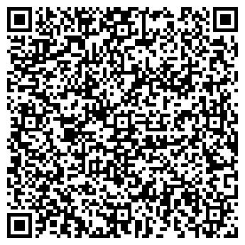 QR-код с контактной информацией организации ВЕДУЩИЙ МАКСИМ АКИМОВ