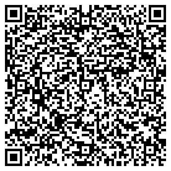 QR-код с контактной информацией организации № 1 ДЕТСКАЯ ГОРБОЛЬНИЦА