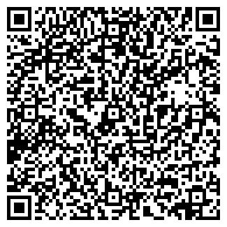 QR-код с контактной информацией организации ТФ АЖАР