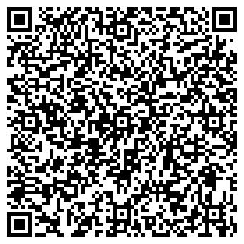 QR-код с контактной информацией организации ПЛЮС ТРЕЙД